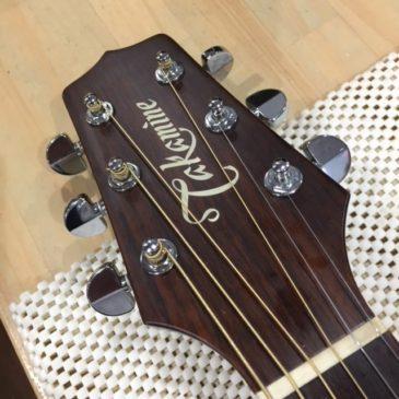 Takamine アコースティックギター / セットアップ