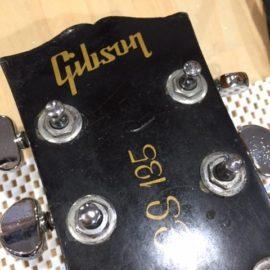 Gibson ES135 / PU交換