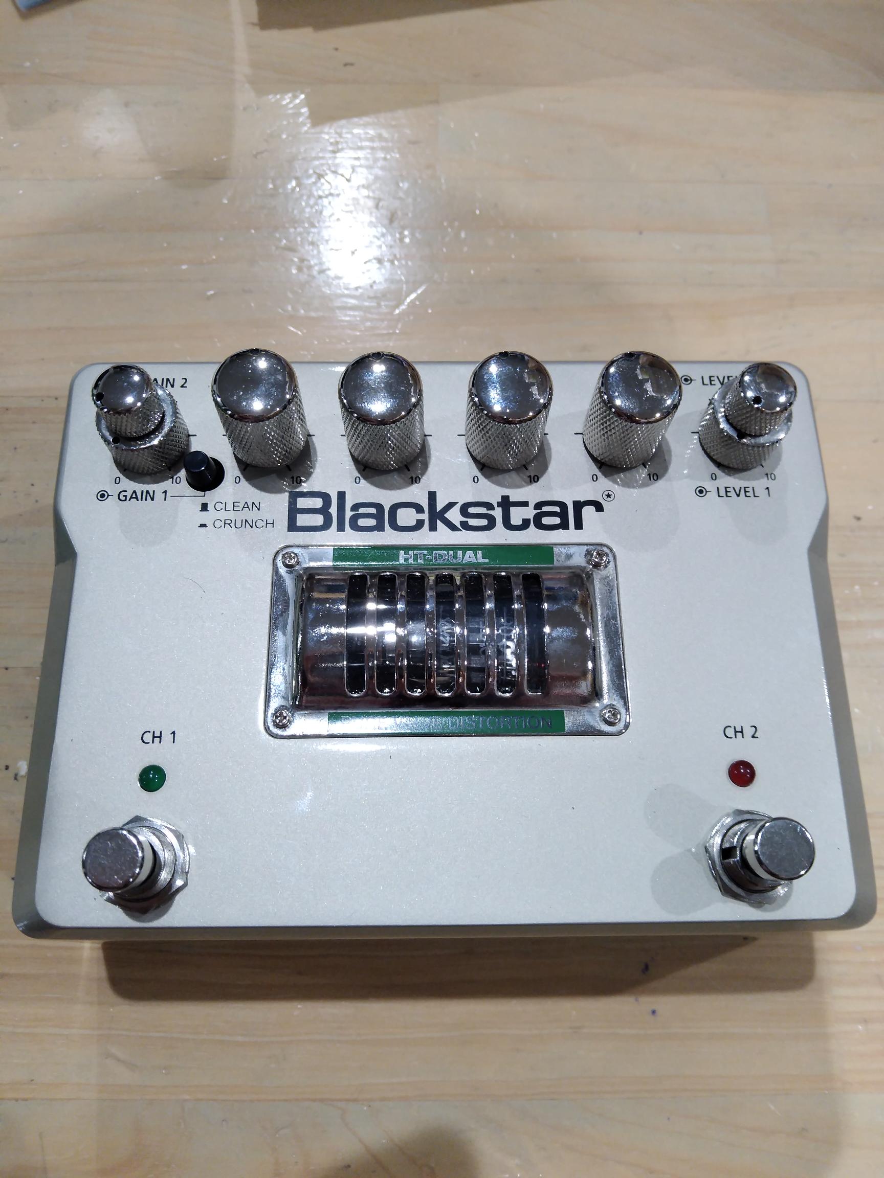 Blackstar / HT-DUAL エフェクター修理